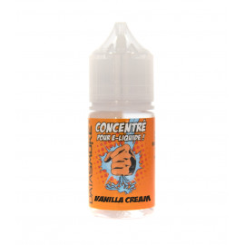 Concentré VANILLA CREAM Datasmoke 30 ml