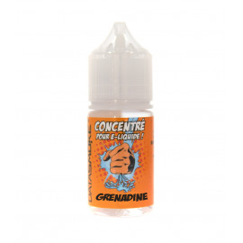 Concentré GRENADINE Datasmoke 30 ml