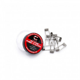 Performance Coil Tri-Core Fused Clapton boite de 10